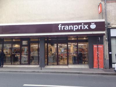 Franprix Vincennes - Supermarché, hypermarché - Vincennes