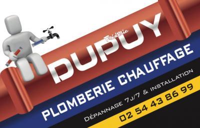 Frédéric Dupuy Plomberie - Vente et installation de salles de bain - Blois