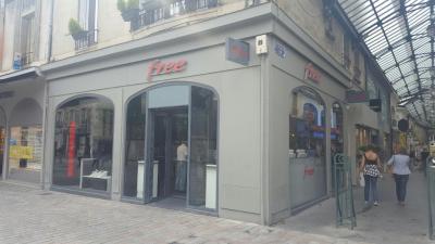 Free Center - Vente de téléphonie - Reims