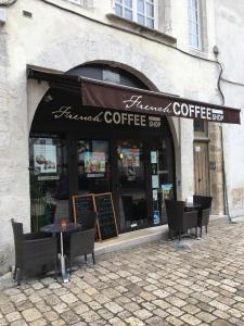 French Coffee Shop - Café bar - Orléans