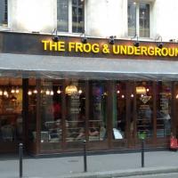 The Frog and Underground - PARIS