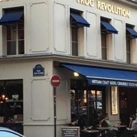 Frog Revolution - PARIS