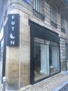 Futon Elite - Literie - Bordeaux