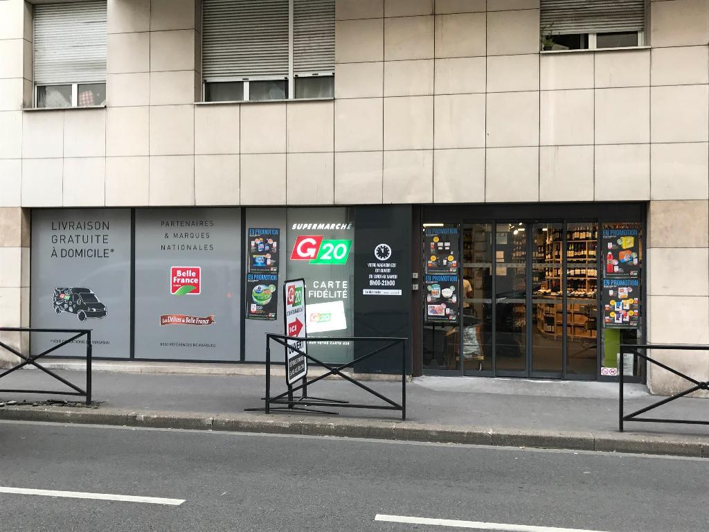 G 10 Distri Boulogne Boulogne Billancourt - Supérette (adresse, avis)