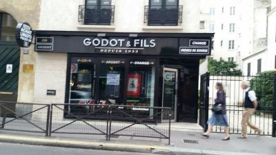 Godot et Fils Paris 16 - Bijoux - Paris