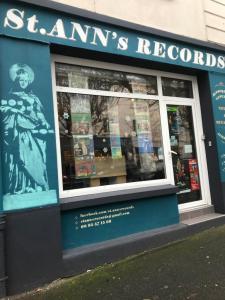 Gal St Ann's Records - Disquaire - Nantes