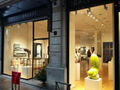 Galerie Alain Daudet - Galerie d'art - Toulouse