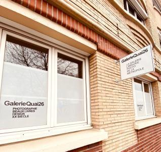 Galerie Quai 26 - Galerie d'art - Lille