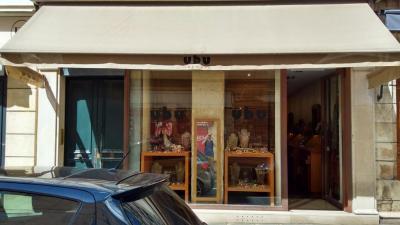 Galerie Ubu - Bijouterie fantaisie - Paris