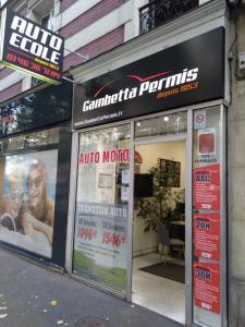 Gambetta Permis - Auto-école - Paris