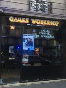 Games Workshop - Jouets et jeux - Paris