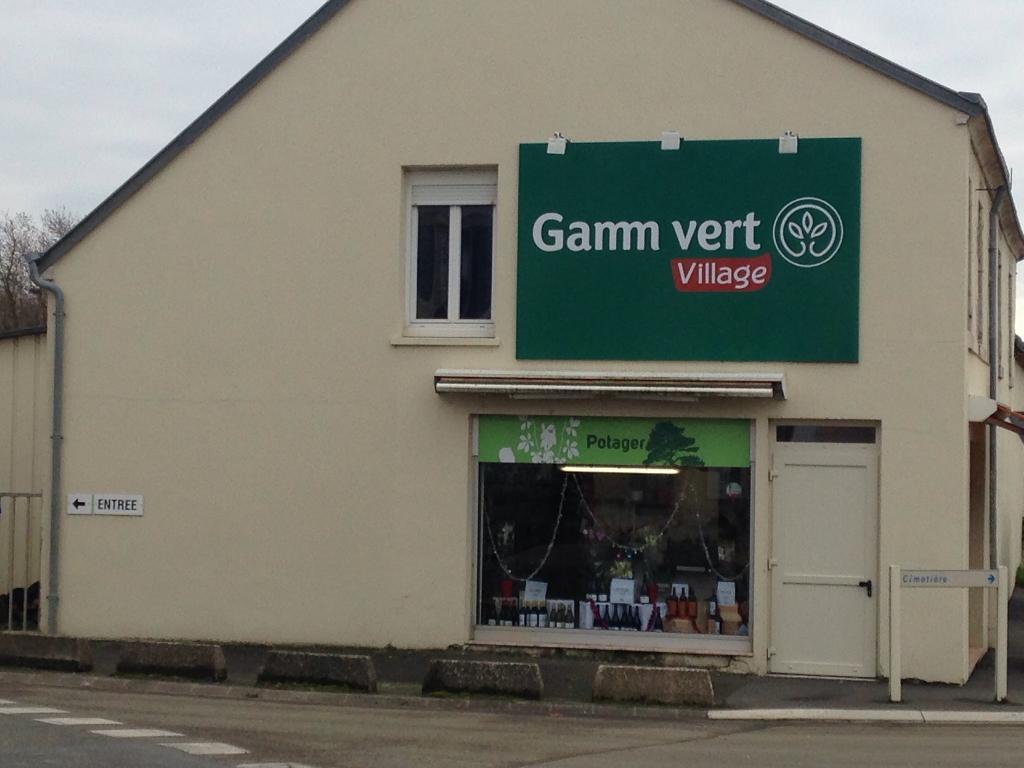 GAMM VERT Orgères en Beauce - Animaleries (adresse)