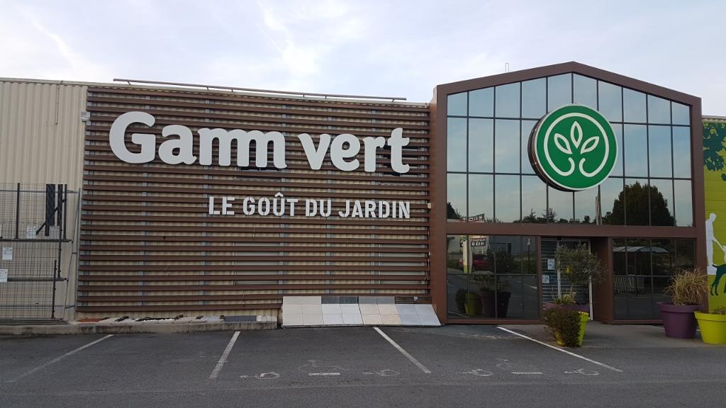 Gamm Vert Bain de Bretagne - Animaleries (adresse, avis)