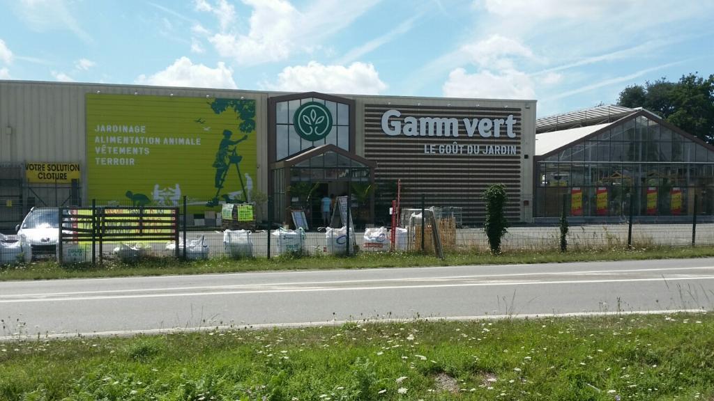 Gamm Vert Nort sur Erdre - Animaleries (adresse, avis)