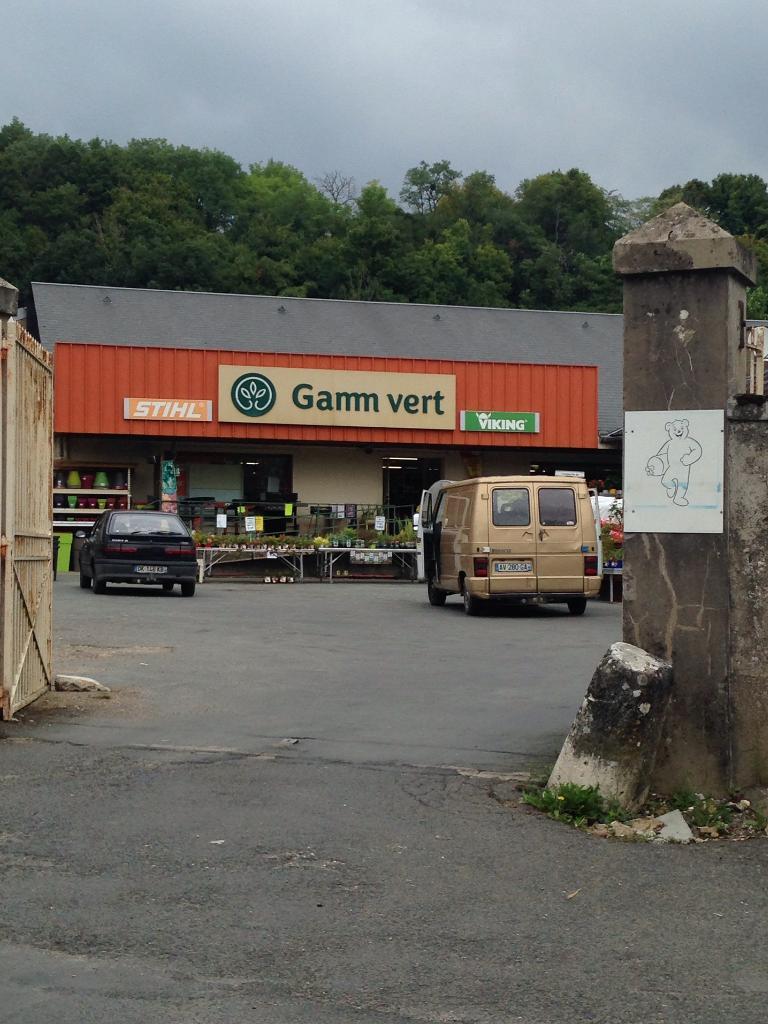 Gamm Vert Agralys Distribution Franchisé Indépendant ...