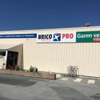 Gamm Vert Village Bricopro - DUN LE PALESTEL