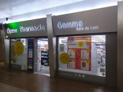 Pharmacie Gamma-Gare de Lyon - Pharmacie - Paris