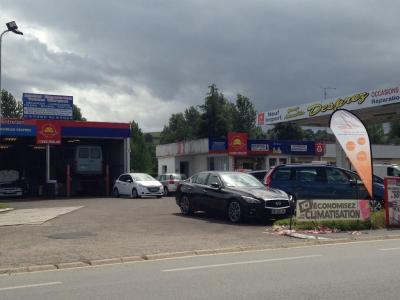 Garage Automobile Desprez - Carrosserie et peinture automobile - Avranches