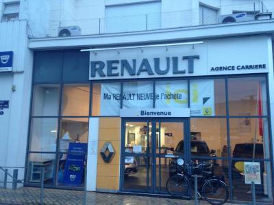 Renault - Parking public - Bordeaux
