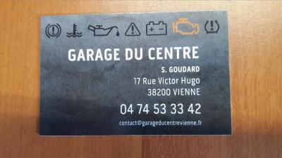 Garage Du Centre - Garage automobile - Vienne