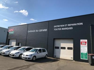 Garage Du Gifard - Garage automobile - Domloup
