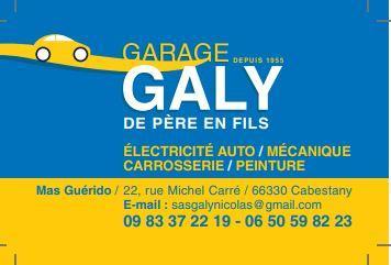 Garage Galy Nicolas - Maintenance pour garages et stations-service - Cabestany