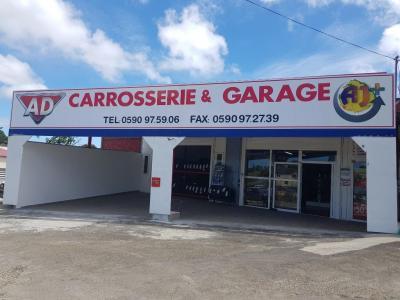 Garage H. Brancourt - Location d'automobiles de tourisme et d'utilitaires - Grand-Bourg
