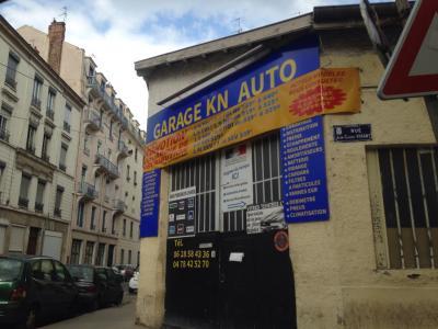 Kn Auto - Garage automobile - Villeurbanne