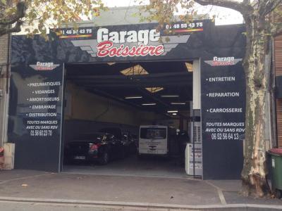 Garage La Boissiere - Garage automobile - Montreuil