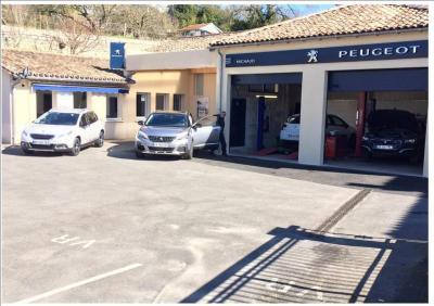 Peugeot Garage Michaud Agent - Garage automobile - Angoulême