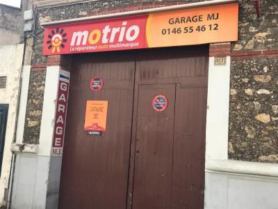 Garage M.J - Concessionnaire automobile - Malakoff
