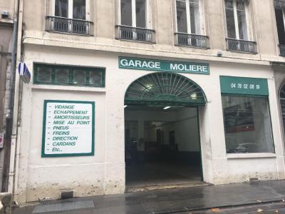 Garage Moliére - Garage automobile - Lyon