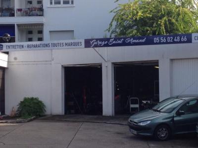 Garage Saint Amand - Concessionnaire automobile - Bordeaux