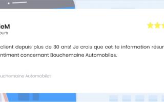 Bouchemaine Automobiles