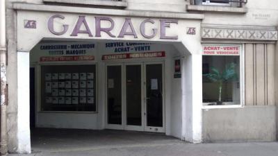 Garage Vauvenargues - Garage automobile - Paris