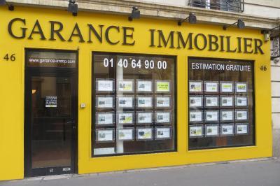 Garance Immobilier Paris 14 - Agence immobilière - Paris