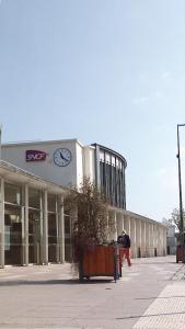 Gare de Caen - Transport ferroviaire - Caen