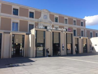 Gare d'Angoulême - Transport ferroviaire - Angoulême