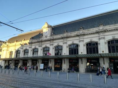 Gare de Bordeaux Saint-Jean - Transport ferroviaire - Bordeaux