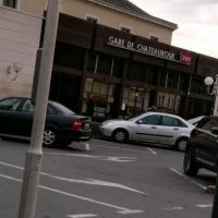 Gare SNCF Châteauroux - CHÂTEAUROUX