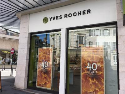 Yves Rocher - Institut de beauté - Orléans