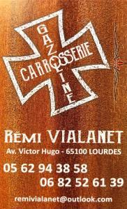 Gazoline Carrosserie - Garage automobile - Lourdes