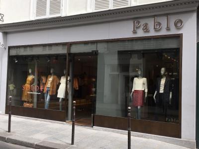 Pablo - Vêtements femme - Paris