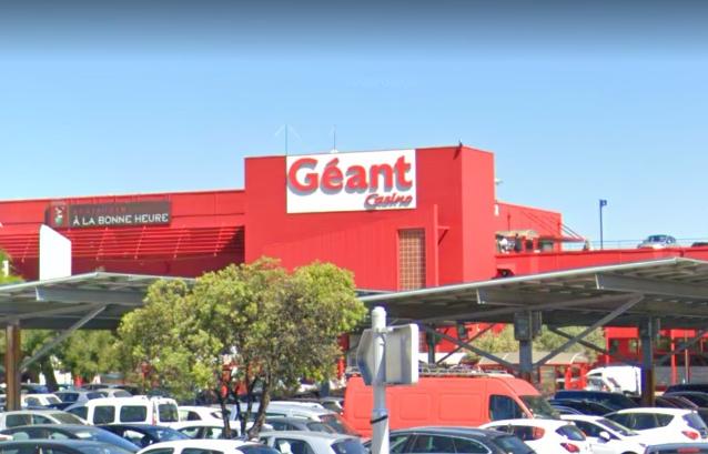 Geant casino salon de provence horaires the red hawk casino