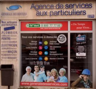 Générale des Services - Petits travaux de bricolage - La Rochelle