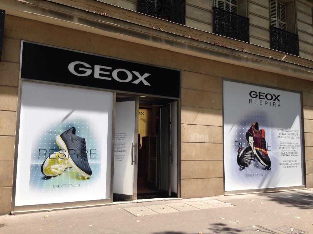 Geox La Reunion Saint Germain en Laye les horaires