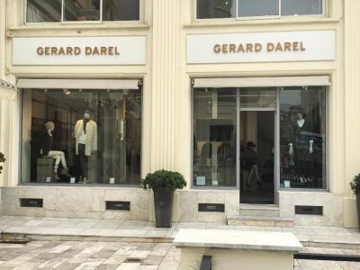 Gérard Darel SARL - Vêtements femme - Biarritz