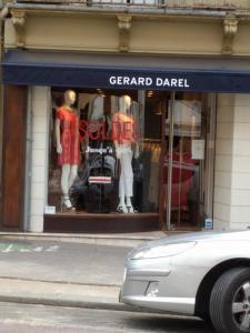 Gerard Darel - Vêtements femme - Versailles