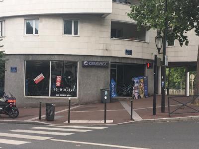 Giant Bicycles - Vente et réparation de vélos et cycles - Boulogne-Billancourt