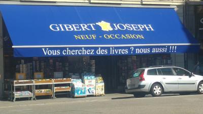 Gibert Joseph Grenoble - Disquaire - Grenoble